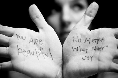beautiful-black-and-white-girl-hand-quote-words-Favim.com-86722