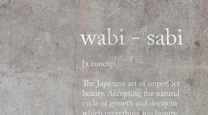 Sabali wabi sabi