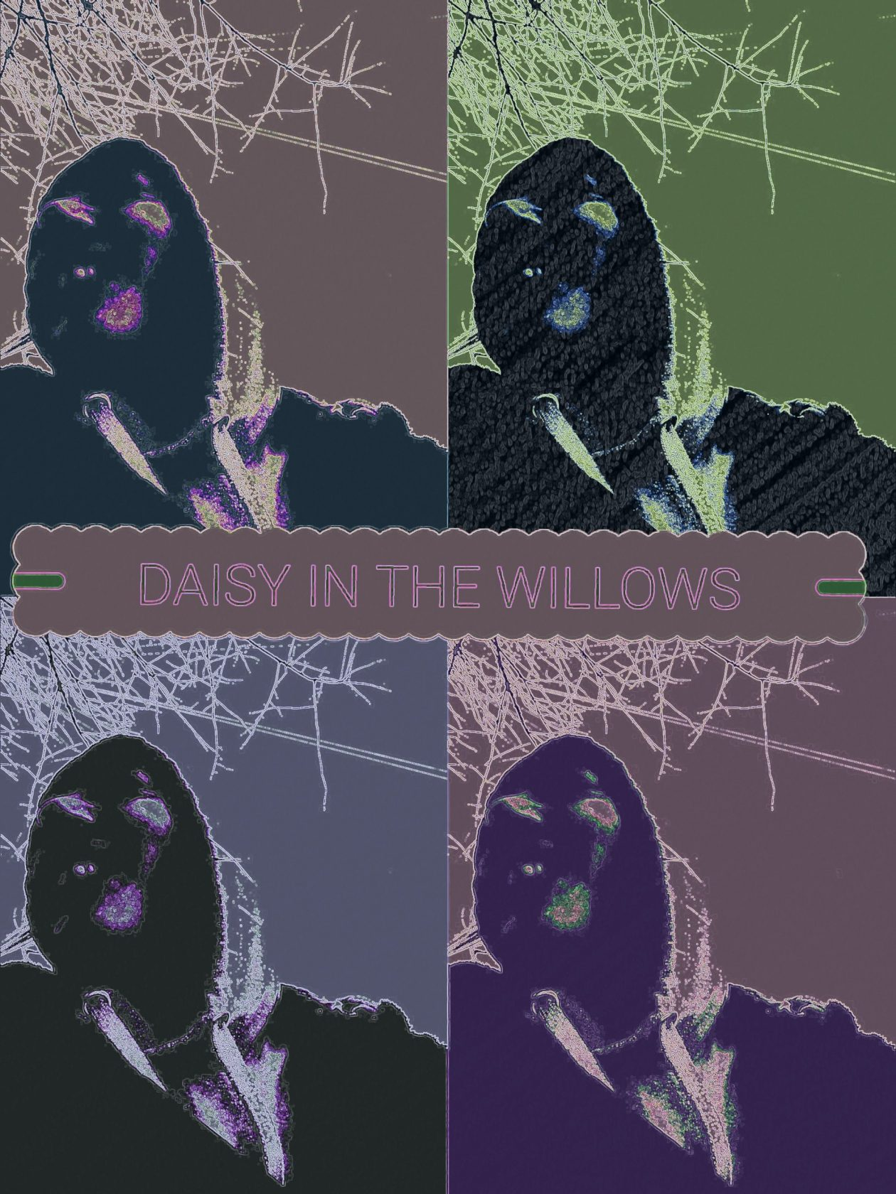 Daisy in the Willows